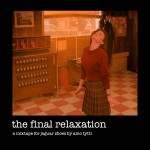 The Final Relaxation cover art