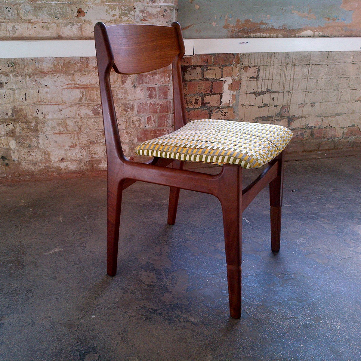 Yinka it started with a parable jaguarshoes collective for A p furniture trail